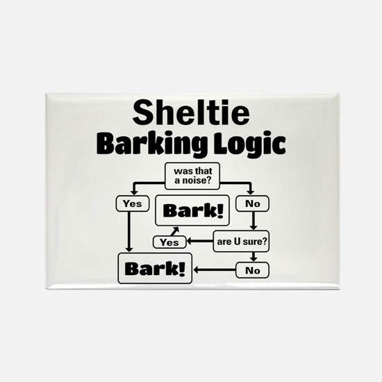 Cute Property laws Rectangle Magnet