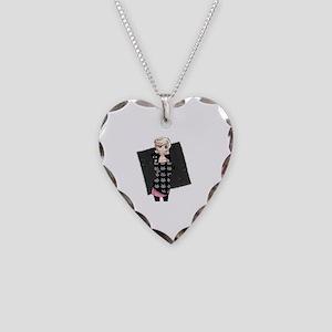 Roxy Lalonde Necklace Heart Charm