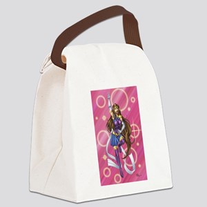 Sailor Pin-up Canvas Lunch Bag