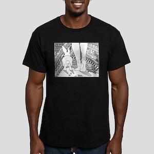 Rabbit Beyond the Rainbow Bridge T-Shirt