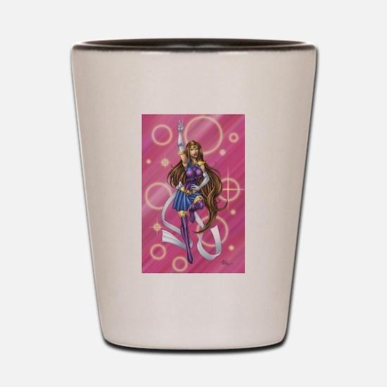 Sailor Pin-up Shot Glass
