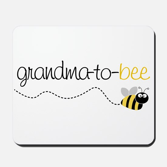 grandma to be Mousepad