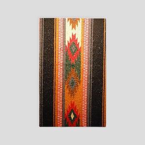 Indian blanket Area Rug
