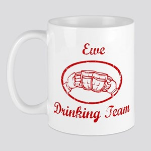 Ewe Drinking Team Mug