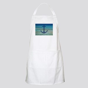 Nautical Anchor Apron