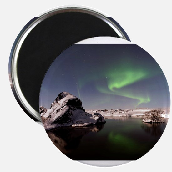 Iceland in Winter Magnets