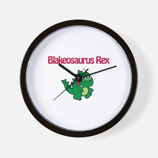 Blakeosaurus Rex Wall Clock