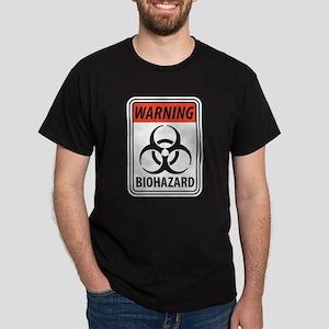 Biohazard Warning T-Shirt
