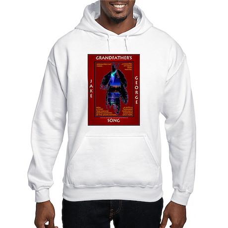 Grandfather's Song Hooded Sweatshirt