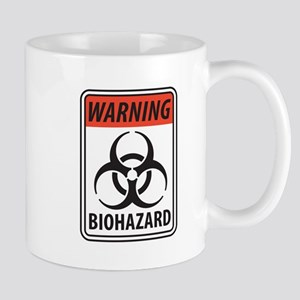 Biohazard Warning Mugs