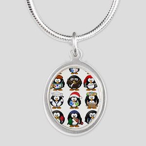 Penguins Necklaces
