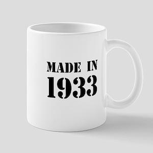 Made in 1933 Mugs