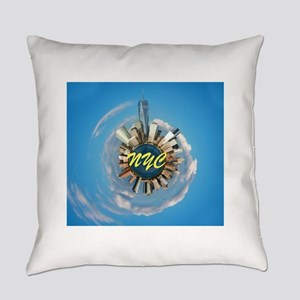 NEW YORK PRO PHOTO Everyday Pillow