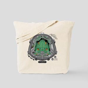 Pilot CTHULHU Tote Bag