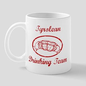 Tyrolean Drinking Team Mug