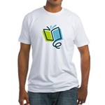 BookSpring Fitted T-Shirt