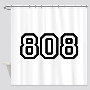 808 Shower Curtain