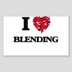 I Love Blending Sticker