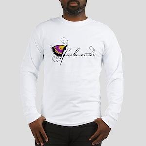Fuck Cancer 2 Long Sleeve T-Shirt