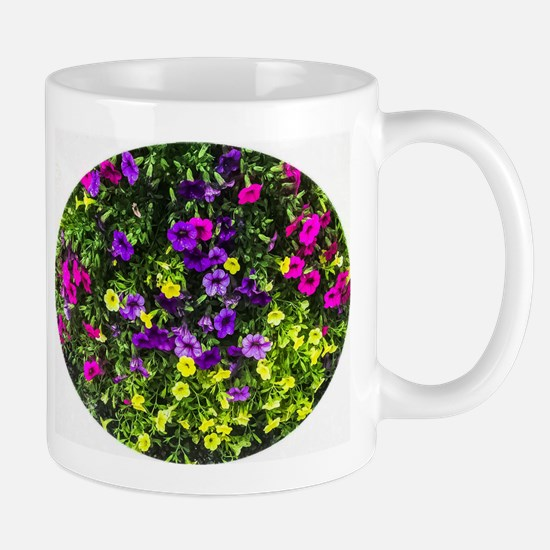 Petite Petunias Mugs