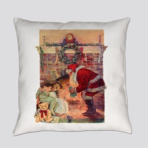 A Visit from Saint Nick Everyday Pillow