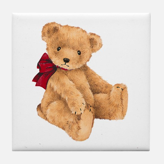 Teddy - My First Love Tile Coaster