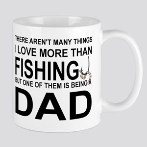 DAD - THERE AREN'T MANY THINGS I LKOVE  Mug
