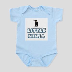 Little Ninja Body Suit