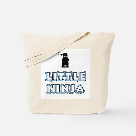 Little Ninja Tote Bag