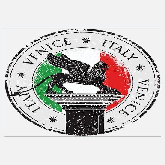 Venice Italy Stamp