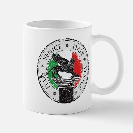 Venice Italy Stamp Mug
