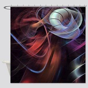 Wild And Crazy Shower Curtain