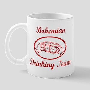 Bohemian Drinking Team Mug