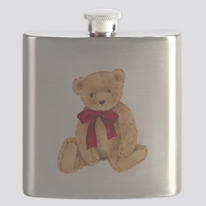 Teddy - My First Love Flask