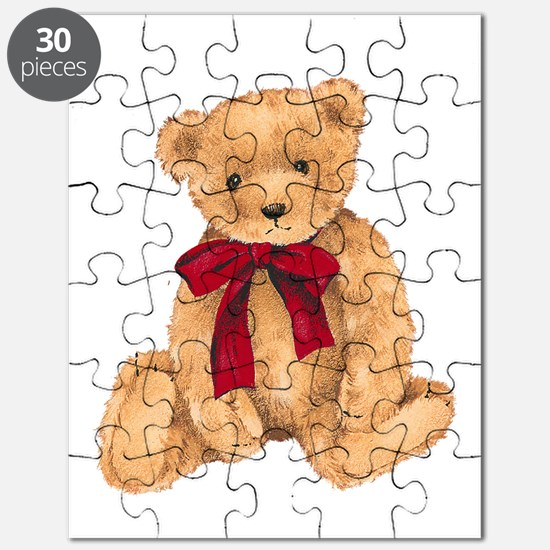 Teddy - My First Love Puzzle