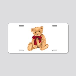Teddy - My First Love Aluminum License Plate