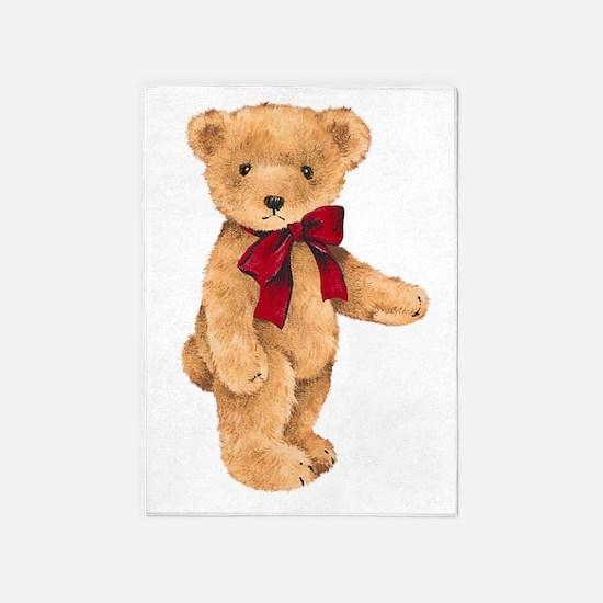 Teddy - My First Love 5'x7'Area Rug