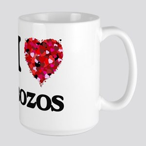 I Love Bozos Mugs
