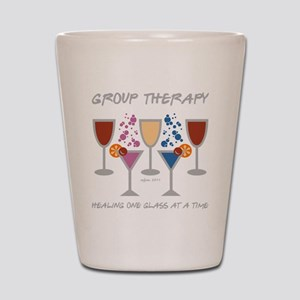 GROUP THERAPY Shot Glass