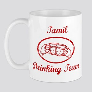 Tamil Drinking Team Mug