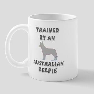Kelpie Slvr Mug
