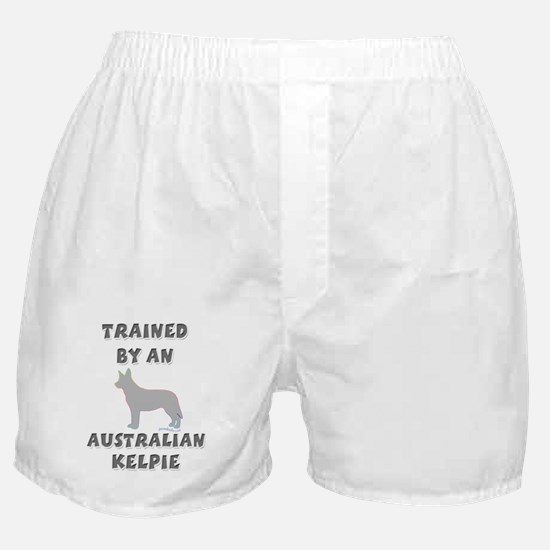 Kelpie Slvr Boxer Shorts