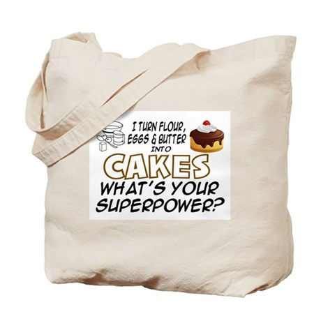 Baking I Turn Flour Eggs And Butter In Tote Bag By Admin Cp10732994