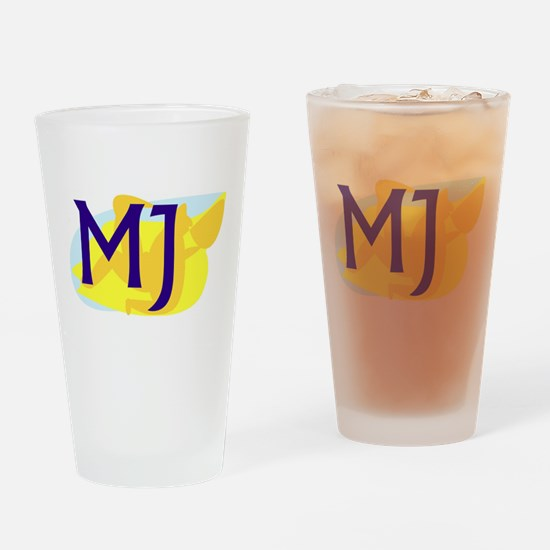 MJ Drinking Glass