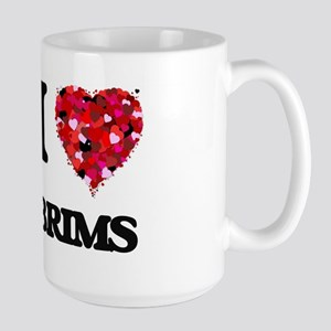 I Love Brims Mugs