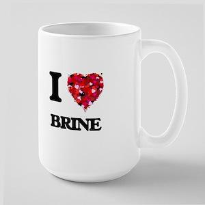 I Love Brine Mugs