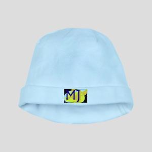MJ (DARK) baby hat