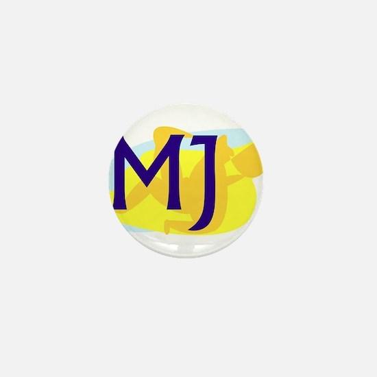 MJ Mini Button
