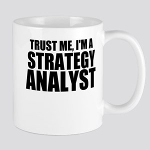 Trust Me, I'm A Strategy Analyst Mugs