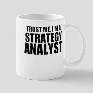 Trust Me, I'm A Strategy Analyst Mugs